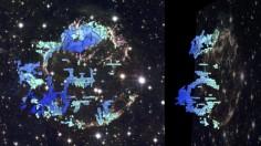 supernova Cas A