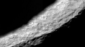 Lamp Lights UP Helium on Moon's Surface