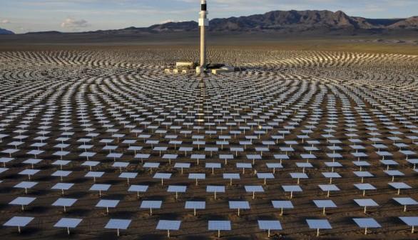 PRNewsFoto/SolarReserve