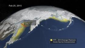 arctic sea ice averages