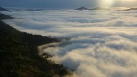 fog bank mountain