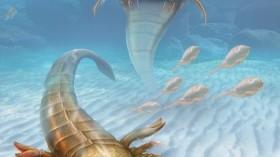 Prehistoric Sea Scorpion
