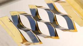 New Solar Panels