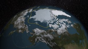 Arctic Sea Ice, Sept. 11, 2015