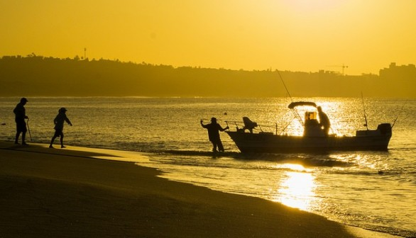 West Coast fishing