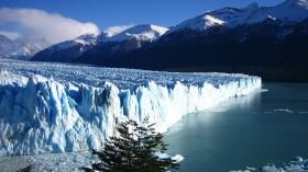 Petito Moreno Glacier in Argentina