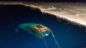 Fish Living Under Ice