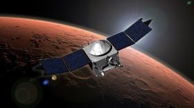 Mars MAVEN orbiter