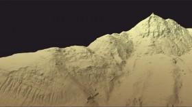 A high-resolution 3D bathymetry of the Von Damm Vent Field