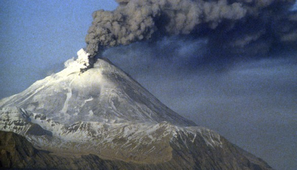 Kanaga Volcano, Kanaga Island, Aleutian Islands, Alaska