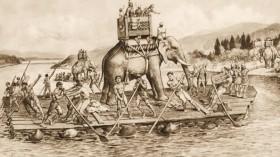 Crossing The Rhone