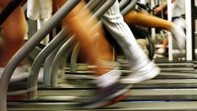 Exercising to help people with depression cope the struggle.