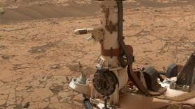 Diverse Terrain Types on Mount Sharp, Mars