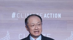 United Nations And World Bank Hold Climate Action Summit