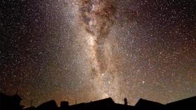 The Milky Way Strikes