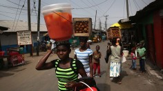 Monrovia Before And After The Ebola Epidemic