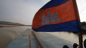 The Mekong River Under Threat From Dam Construction