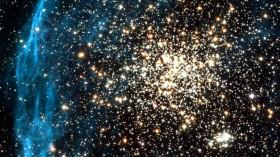 Hubble Telescope Captures New Star Cluster