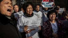 One Year Later Families Of MH370 Victims Still Waiting For Answers
