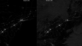 Mid-Atlantic blackout