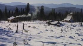 Religious Cult In Siberia