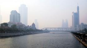 Morning Haze (Tianjin, China)
