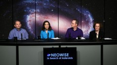 NASA Holds News Conference On Near-Earth Asteroid Findings