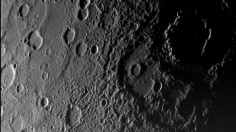 Messenger Spacecraft Photographs Mercury