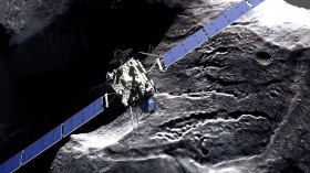 Chasing A Comet – The Rosetta Mission