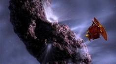 NASA Probe Collides With Comet Tempel 1