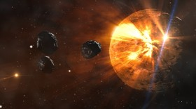 asteroids-planet-space-meteor