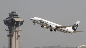 Alaska Airlines Makes History by Flying the First Commercial Flight Using Fuel From Forest Residues