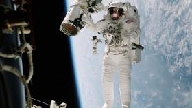 Astronaut William (Bill) Mcarthur