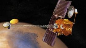 Mars Odyssey Spacecraft Successfully Orbits Mars