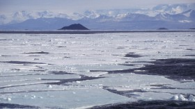 Ice sheets and Sea Ice are melting; global temperatures on the rise