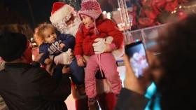 Christmas Markets Open In Berlin