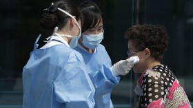 South Korea Continues To Handle MERS Outbreak
