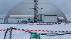 Chernobyl Reactor Finally Sealed Off After 30 years