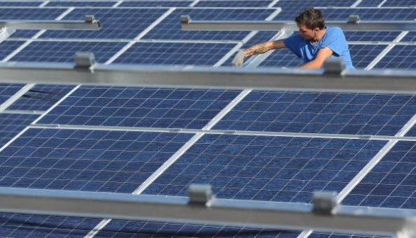 Improved plastic solar cells can absorb more energy