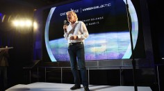 GREY GOOSE, The World's Leading Super Premium Vodka, Announces Its Official Partnership With Richard Branson's Commercial Spaceline, Virgin Galactic