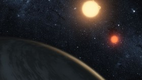Scientists Discover Giant Alien Planet with Clouds Made of Vaporized Jewels