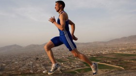 Afghan Athletes Train For Beijing Olympics