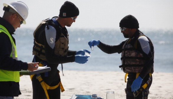 The aftermath of the Deepwater Horizon oil spill