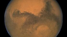 NASA's Curiosity Rover Possible Mud Cracks On Mars