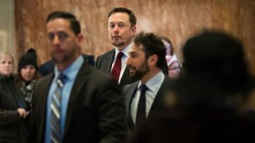 Carbon Tax? Elon Musk Appears to Have Suggested Idea to Trump, Officials Say