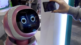Robot Companions Actually Affect Moods of Children, Scientists Say