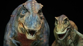 Dinosaurs Arrive At The O2 For The Arena Spectacular