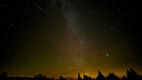 The Annual Perseid Meteor Shower