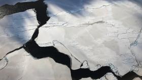 Superglacial Stream