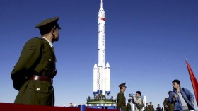 FILE PHOTO China To Launch 2nd Manned Space Flight On October 12